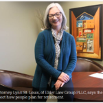 Lynn St. Louis Featured In Journal Of Business